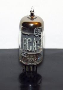 RCA 5963 gray plates